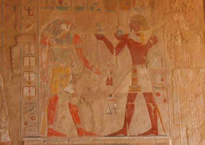 Karnak, bas-reliefs